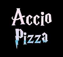 Accio Pizza by pottergod