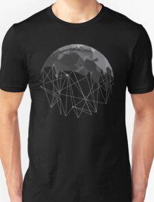 Moon Beams Unisex T-Shirt