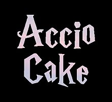 Accio Cake by pottergod