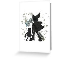 Ratchet & Clank and Millennium 12 Greeting Card