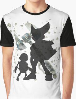 Ratchet & Clank and Millennium 12 Graphic T-Shirt