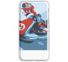 Mario Kart 8  iPhone Case/Skin