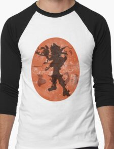 Jak Precursor Men's Baseball ¾ T-Shirt