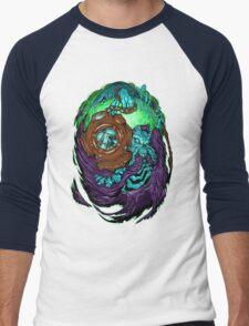 Tide Reaper Men's Baseball ¾ T-Shirt