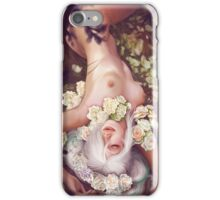Cora semi-realistic iPhone Case/Skin