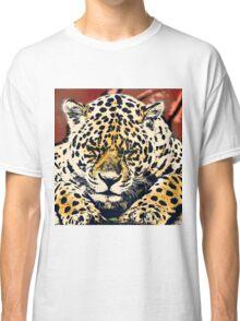 LEOPARD-123 Classic T-Shirt