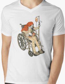 decay Mens V-Neck T-Shirt