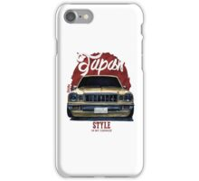 Japan car in my garage iPhone Case/Skin