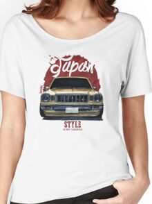Japan car in my garage Women's Relaxed Fit T-Shirt