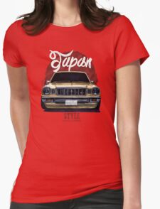 Japan car in my garage Womens Fitted T-Shirt
