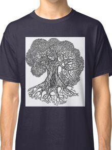 Big Oak Tree Classic T-Shirt