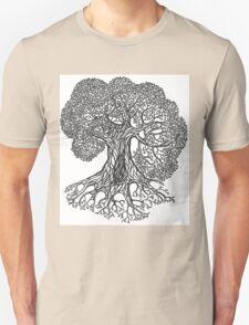 Big Oak Tree Unisex T-Shirt