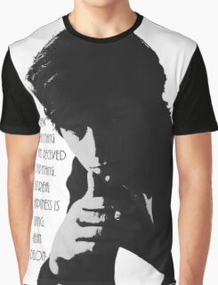 Alain Delon Graphic T-Shirt