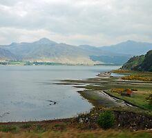 Loch Sligachan - isle of Skye by Arie Koene