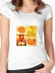 Originale da Alberto Women's Fitted Scoop T-Shirt