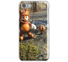 Tanooki Mario iPhone Case/Skin