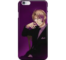 The Company President's son iPhone Case/Skin
