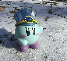 Ice Kirby Cools Off by crimsoncollect