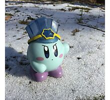 Ice Kirby Cools Off Photographic Print