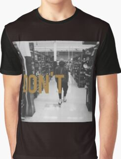 Don't Bryson Tiller HD Graphic T-Shirt