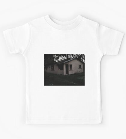 The Old Haunted House Kids Tee