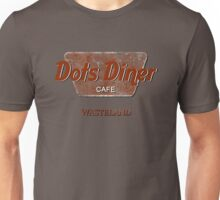 Dots Diner Cafe - Wasteland Unisex T-Shirt