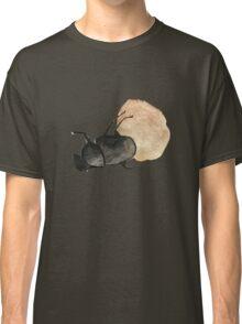 Dung Beetle Cute Funny Random Gift Cool Classic T-Shirt