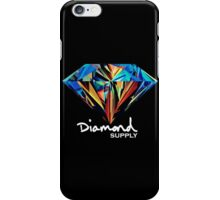 Diamond Supply T shirt  iPhone Case/Skin