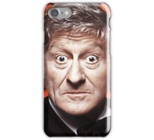 Doctor Who: The Jon Pertwee Years - The Third Doctor  iPhone Case/Skin
