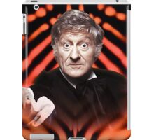 Doctor Who: The Jon Pertwee Years - The Third Doctor  iPad Case/Skin