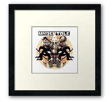 Undertale Framed Print