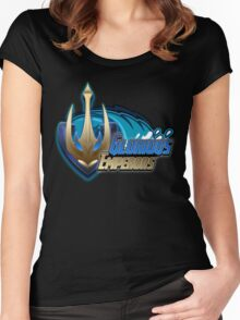 Glorious Emperors Women's Fitted Scoop T-Shirt