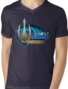 Glorious Emperors Mens V-Neck T-Shirt