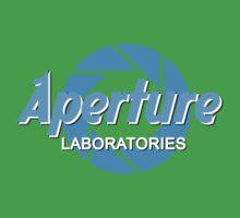 Aperture Laboratories Kids Tee