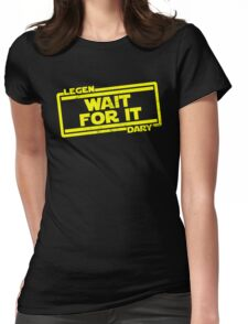 The Legend Awakens 2 Womens Fitted T-Shirt