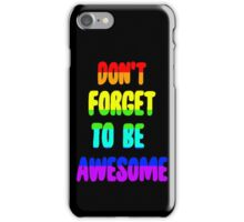 DFTBA iPhone Case/Skin
