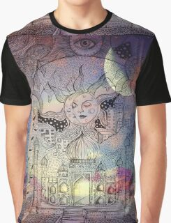 Dreamworld Graphic T-Shirt