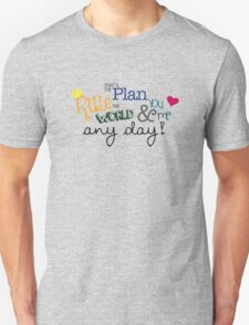 Rule the World Unisex T-Shirt