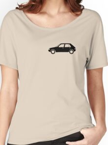 Peugeot 205 Women's Relaxed Fit T-Shirt