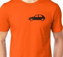 Peugeot 205 Unisex T-Shirt