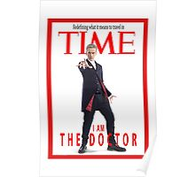 Time - Lord !  Poster