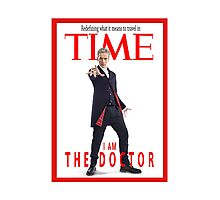 Time - Lord !  Photographic Print