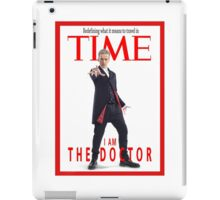 Time - Lord !  iPad Case/Skin