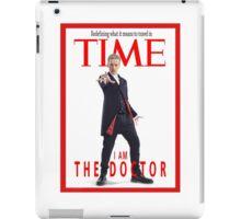 Time - Lord !  iPad Case/Skin