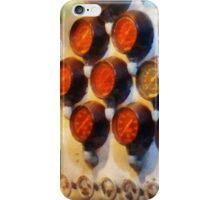 Steampunk - Gauges in Torpedo Room iPhone Case/Skin
