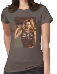 Buffy Season 8 Womens Fitted T-Shirt