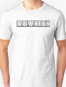 Newsies Logo T-Shirt