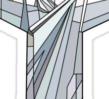 Touchdown Jesus - Notre Dame Sticker