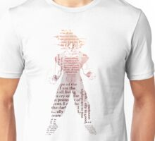 Ally to good, nightmare to you Unisex T-Shirt
