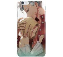 Ban & Elaine iPhone Case/Skin